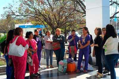 donacion-alumnos-fundacion-sur-Maternidad-Salta