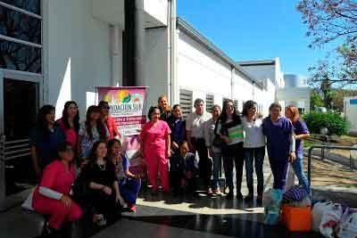 participacion-Alumnos-Curso-Acompanantes-Terapeuticos-Hospital-Materno-Infantil